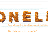 Salmonella Article Poster