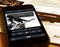 Andriod Music Player App