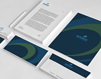 Envico Logo revizyon and Corporate identity