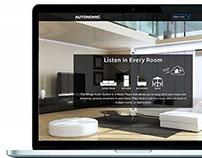 Autonomic Website Design