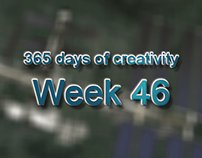 365 days of creativity/art - Week 46