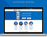 Lutwyche Dental - Responsive Website Design