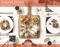 Italian Fiesta Cookbook
