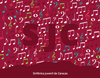 Brochure Sinfónica Juvenil de Caracas
