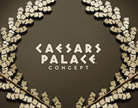 Caesars Palace Redesign Concept - 2012