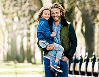 El Palacio de Hierro - 2014 Father's Day Campaign