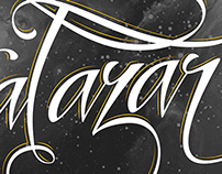 Hand Lettering Tattoo