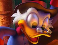 Duck Tales fanart!