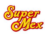 SuperMex – Imagen corporativa