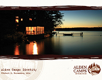 Alden Camps Visual Identity
