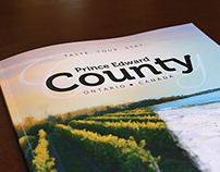 Prince Edward County Travel Tourism Guide Booklet