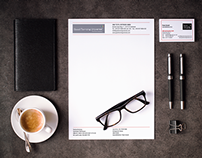 Good Morning Universe - Letterhead/Business Cards 2014