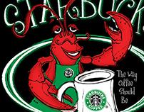 Starbucks Maine Uniform