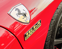 Ferrari Show 2014 - Corning, New York