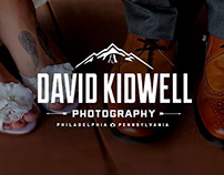David Kidwell Photography Identity