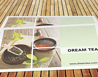 Dream Tea Business Card