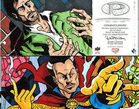 Marvel Premier 2014 Sketch Cards
