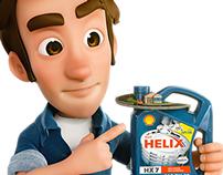 Shell Helix - Auto Nuevo Para Rato