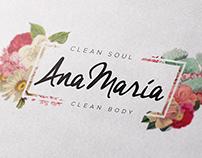 A N A  M A R Í A     /    Branding