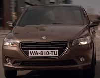Peugeot 301 / Lansman Filmi