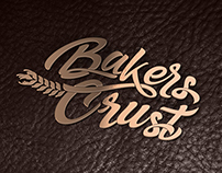 Bakers crust branding