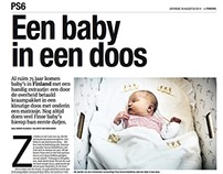 Babies in Boxes | Het Parool