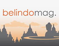 Roll banner for Belindo Mag (NED)