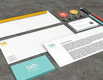Lab D-sign Corporate Identity
