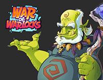 War of Warlocks (mobile game)