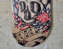 DEATH FORCE SKATE