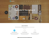 MERITO [ Version2 ] - Multipurpose PSD Template