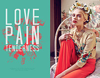 Love Pain Tenderness