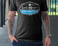 Raleigh Santa Monica T-shirt Graphic