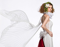 White Weddings - Rach Ho 2012 SS