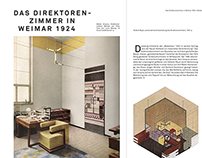 Redesign »Bauhaus 1919–1933 Reform and Avantgarde«