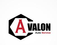 Create logo for auto service