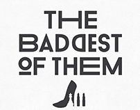 The Baddest of them all. Poster film