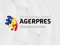 AGERPRES - Rebranding