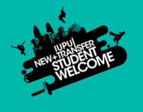 Motion Graphic: Promotion for IUPUI