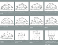 Storyboards (Various Projects)