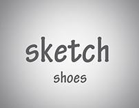 desenhos manuais e digitais