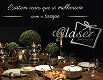 Anúncio Glaser Presentes