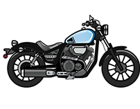 Yamaha Bolt Motorcycle