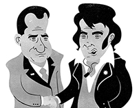 Nixon & Elvis