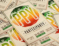 PARTECIPARTY 6th Edition // Event Identity