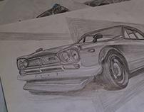 Nissan Skyline GT-R kgc10