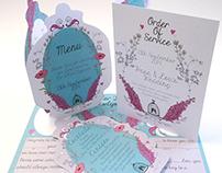 Shiv Illustration / Wedding Stationery