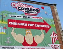 Vodafone Comedy Festival 2014