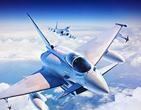 Eurofighter for Advanced Photoshop 124
