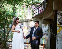 Stela & Yonko Wedding